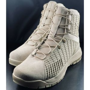 """NEW Under Armour Tactical Stryker 6"""" Boots"""
